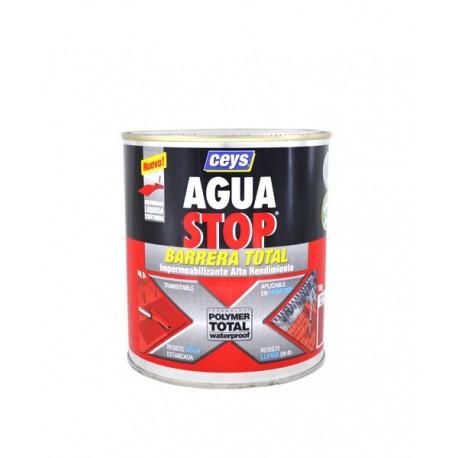 Ceys agua stop barrera 4kg Rojo