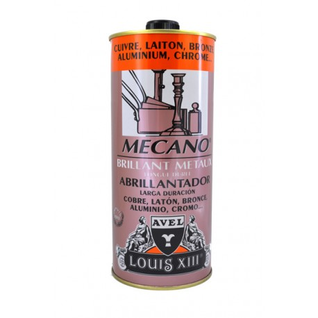 Mecano limpiametales 1 lt