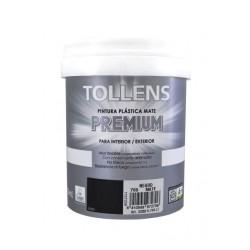Tollens premium mate 4 lt negro 769