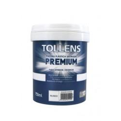 Tollens premium satinada 750 ml blanco