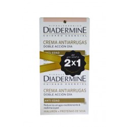 Diadermine antiarrugas 50 ml 2x1