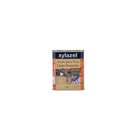Xylazel aceite para teca 2 años 750 ml teca claro