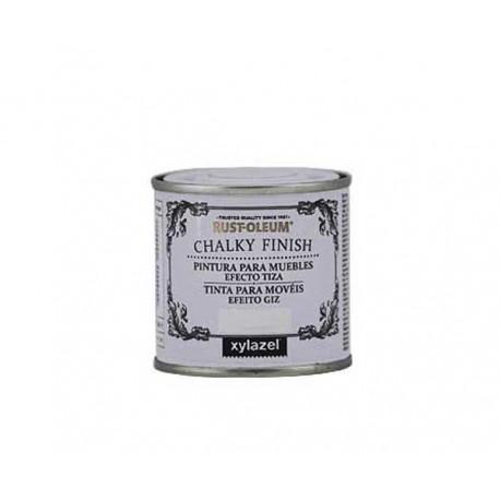 Rustoleum chalky finish paint 125ml blanco tiza