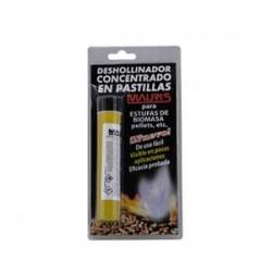 Deshollinador biomassa 8 pastillas