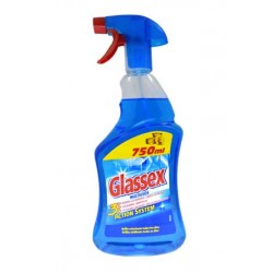 Glassex multiusos pulverizador 750ml