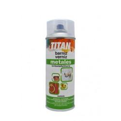 Titan barniz metales espray 200 ml