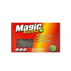 Magic madera 32 pastillas