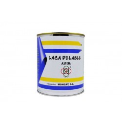 Mongay laca pelable Azul 750 ml