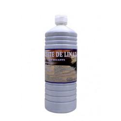 Aceite de linaza con secante 1L