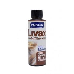 Nuncas Livax aceite reparador claro 120 ml
