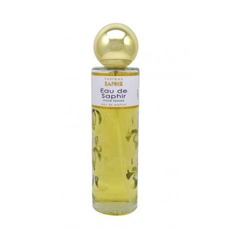 Eau de parfum Saphir 01 eau de saphir 200ml