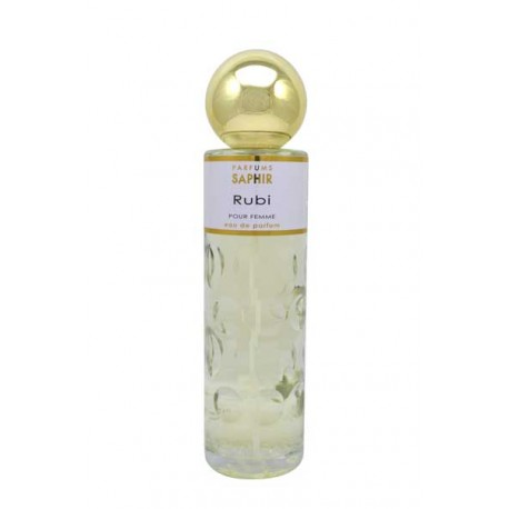 Eau de parfum Saphir 04 Rubí 200ml