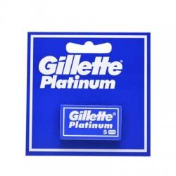 Recanvis fulla afaitar Gillette Platinum 5unitats