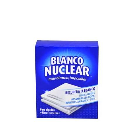 Blanquejador Blanco nuclear 120gr