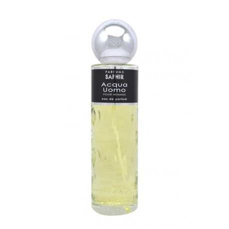 Eau de parfum Saphir men 62 acqua uomo 200ml
