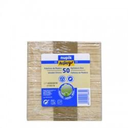 Nupik paletina eco madera 50 unidades