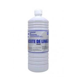 Aceite de Linaza puro indisol 1L