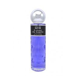 Eau de parfum saphir men 80 X Man de saphir