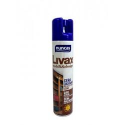 Nuncas livax mobili & design cera espray 300 ml
