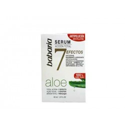 Babaria aloe serum 7 efectos 50 ml