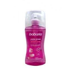 Gel íntim Babaria aloe PH neutre 300ml