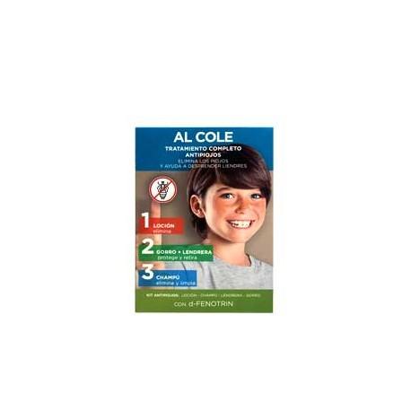 Anti piojos Al Cole loción + champú 200ml