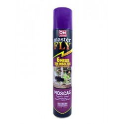 Master fly insecticida 750 ml