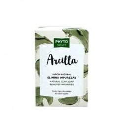 sabó en pastilla d' Argila Phyto 120gr