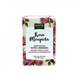Phyto nature jabón pastilla Rosa Mosqueta 120 g