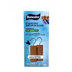 bonodor antipolilla cedro 2 ganchos