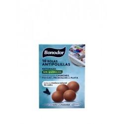 Bonodor antipolilla cedro 10 bolas