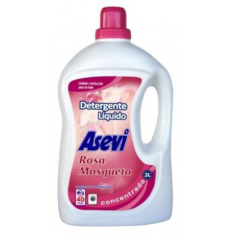 Detergent Asevi Rosa Mosqueta 3lt