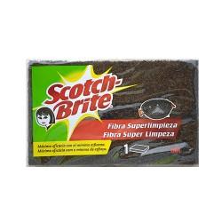 Fregall scotch brite fibra negre