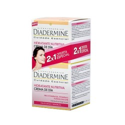 Diadermine hidratant pell normal/mixta 2x50ml