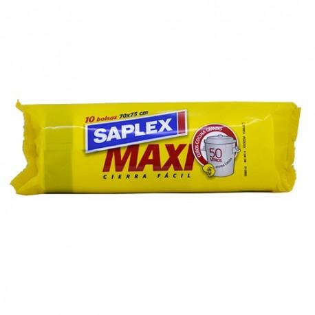 Saplex bossa deixalles fracció orgànica 10lt 15u